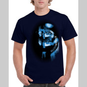 BluesMaster - Men's 'Gildan' Regular Fit Sturdy Cotton T Shirt